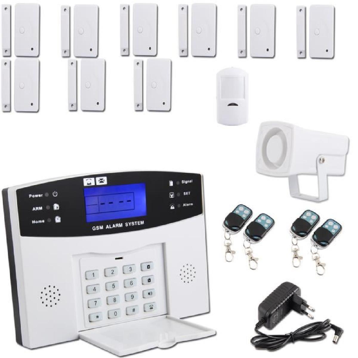Alarme maison sans fil : qu'en est-il de la norme NF A2P ?