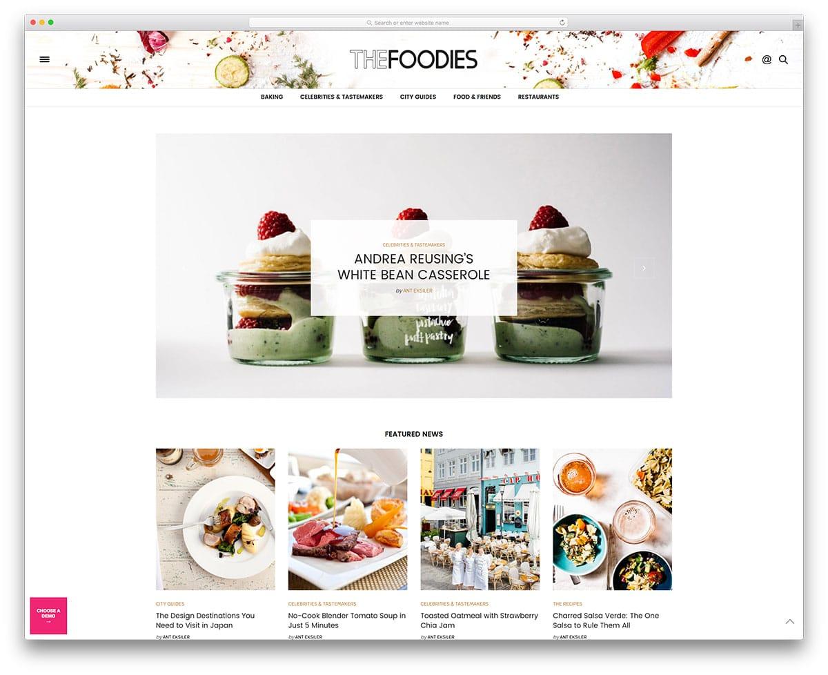 Blog cuisine : pourquoi consulter un blog de cuisine ?